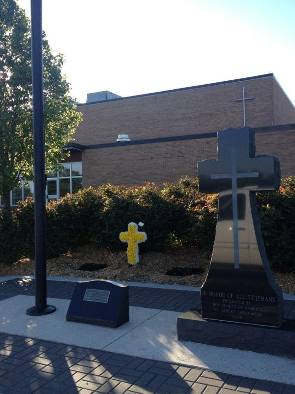Munch & Houser Memorial May 2013
