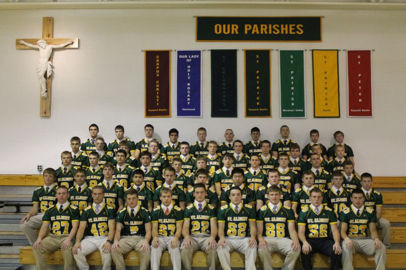 2012 Falcon Football Team