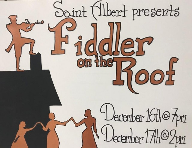 2017 SA Fall Musical Fiddler on the Roof