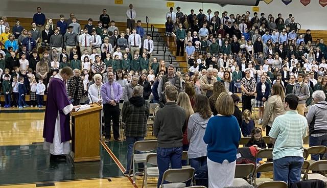 2020 SA Ash Wednesday Mass