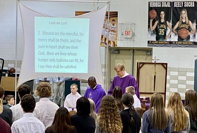 2020 SA Ash Wednesday Mass 2