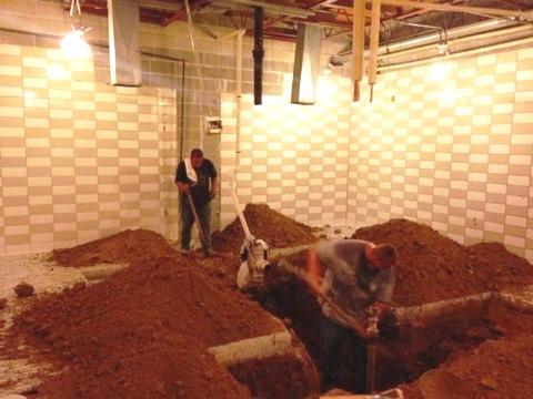 Bathroom project June 2015