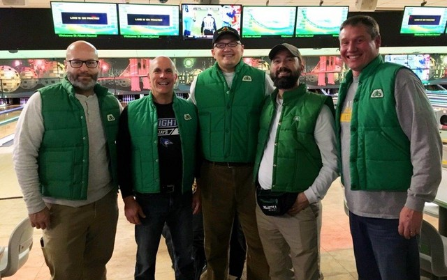 2018 Alumni and Friends Bowling 1