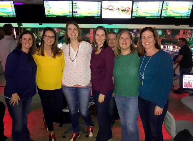 2018 Alumni and Friends Bowling 17