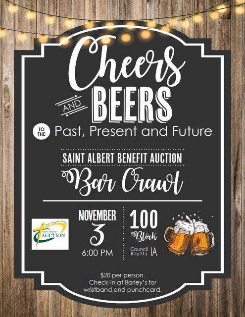 2018 Cheers and Beers Auction Party