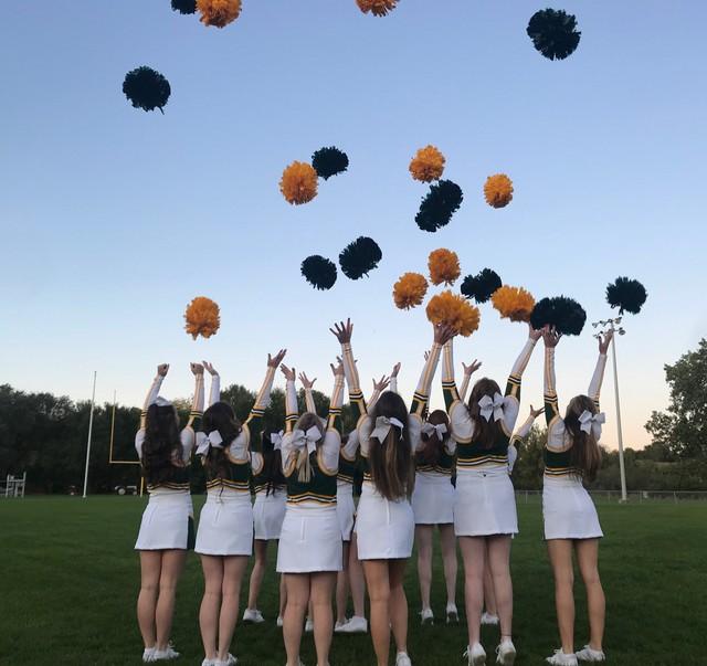 2019 SA Cheer Squad Celebration