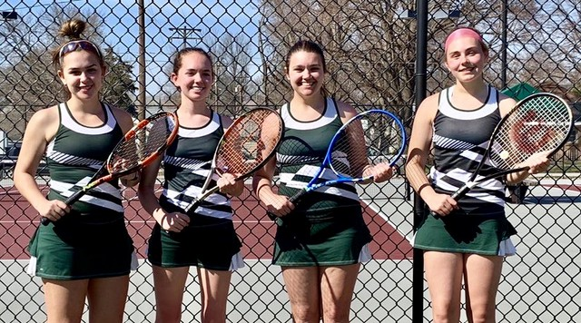 2019 Saintes Tennis at Shenandoah Tourney