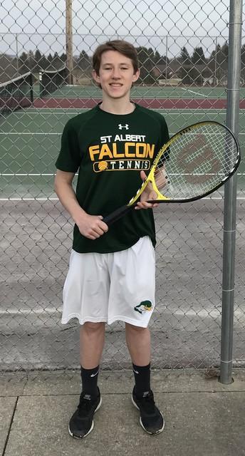 2019 Falcon Tennis Carter White