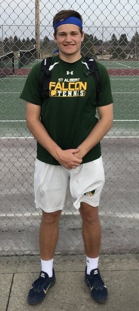 2019 Falcon Tennis Reed Miller