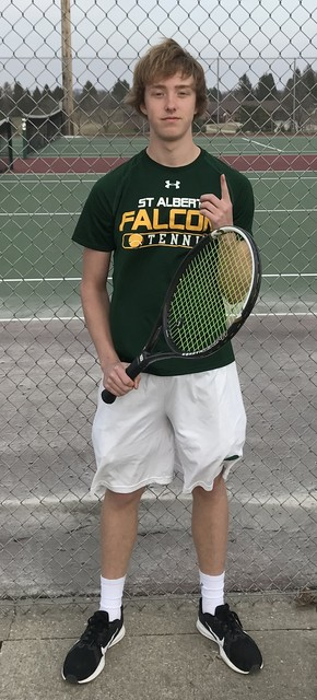 2019 Falcon Tennis Sam Narmi