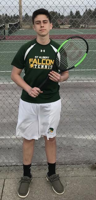 2019 Falcon Tennis Vince Arculeo