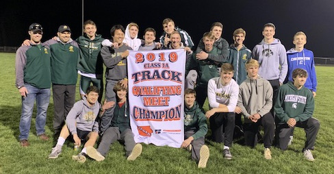 2019 Falcon Track Districts 4