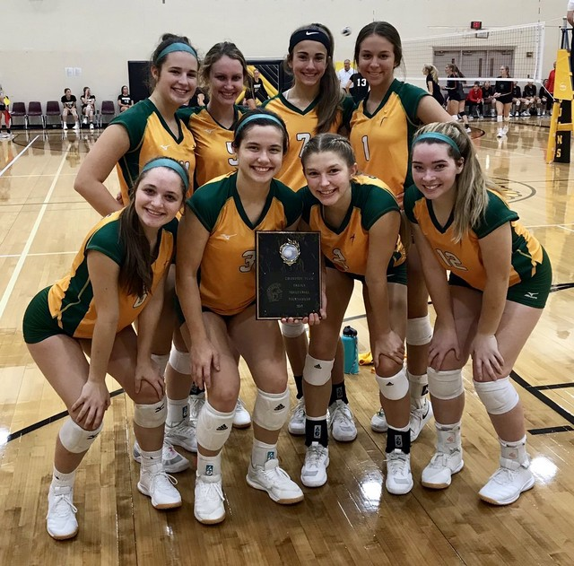 2019 Saintes Volleyball Atlantic Champions