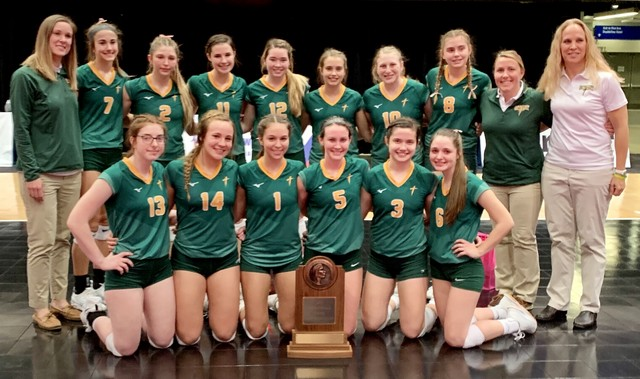 2019 Saintes Volleyball State 1