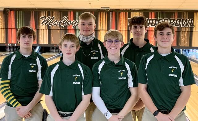 2020 Falcon Varsity Bowling vs Tri Center