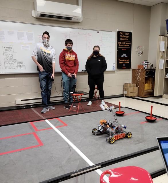 2021 Thunderstruck Robotics 1