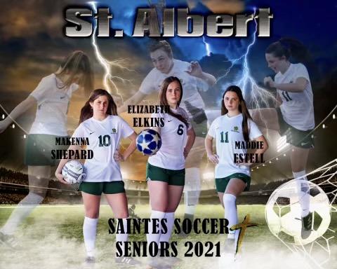 2021 Saintes Soccer Seniors