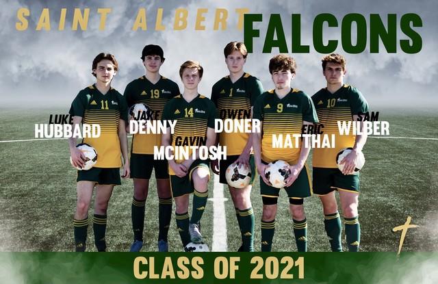2021 Falcon Soccer Seniors