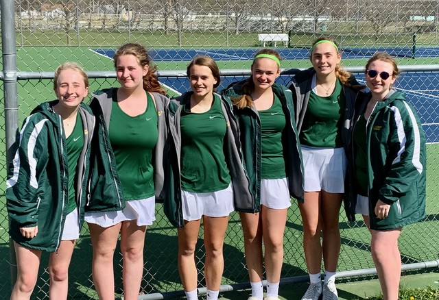 2021 Saintes Tennis in the Shenandoah Invite at Red Oak 2