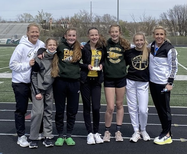 2021 Middle School Track at Skutt 4