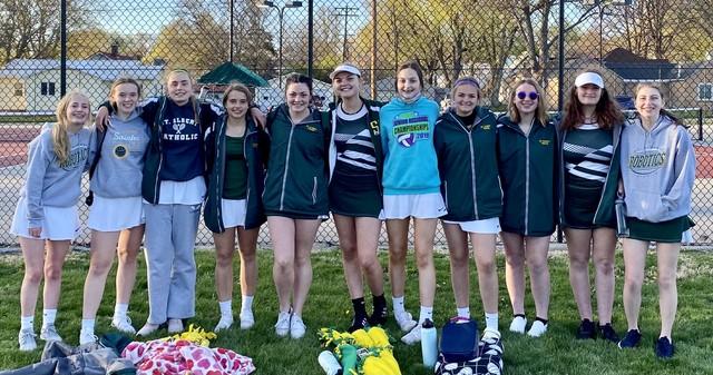 2021 Saintes Tennis at Shenandoah 1