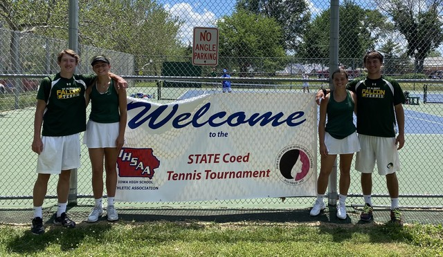 2021 SA Mixed Doubles State Tourney 1