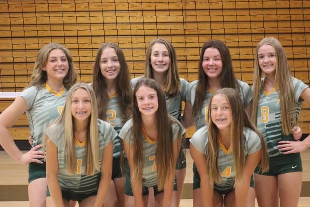 2021 Saintes Frosh Volleyball