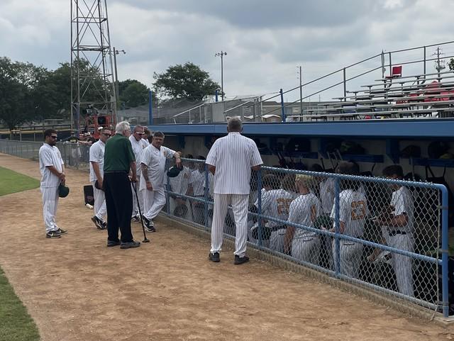 2021 Falcon Baseball State Championship Game vs Kee High 2