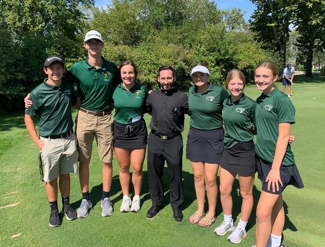 2021 St. Albert Alumni & Friends Golf 1