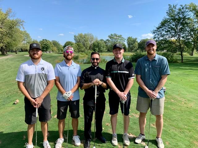 2021 St. Albert Alumni & Friends Golf 17