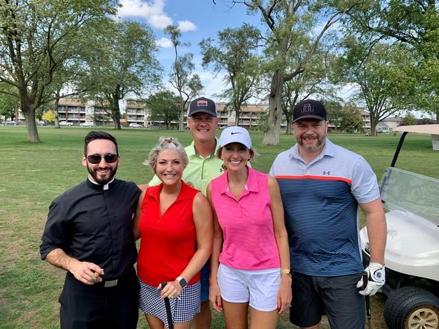 2021 St. Albert Alumni & Friends Golf 18