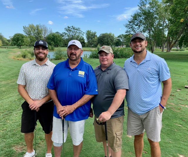 2021 St. Albert Alumni & Friends Golf 29