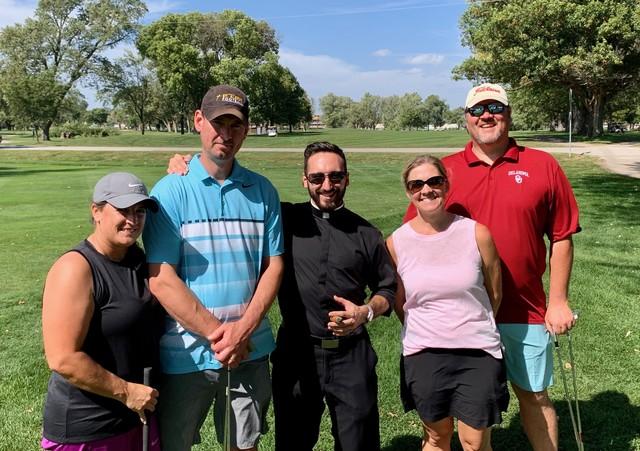 2021 St. Albert Alumni & Friends Golf 7