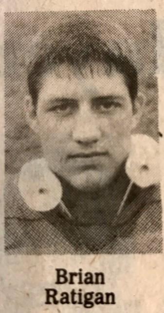 Brian Ratigan St. Albert 1987 or 1988 head shot