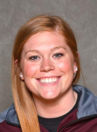 Katie Kuck Sophomore at Morningside in 2014