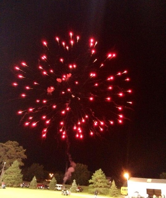 Logan fireworks September 12 2014