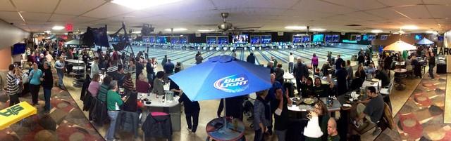 2015 Alumni & Friends Bowling 1
