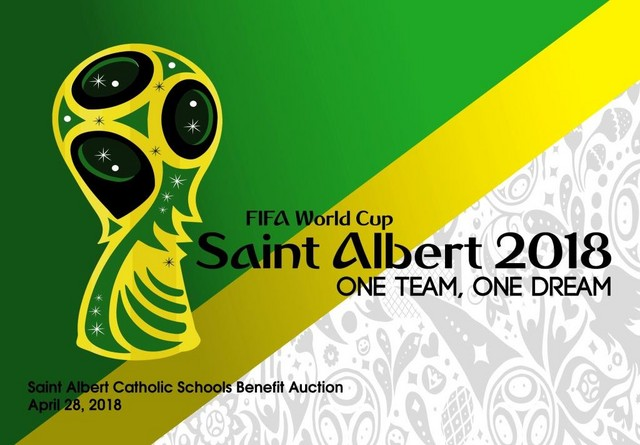 2018 St. Albert Auction Logo