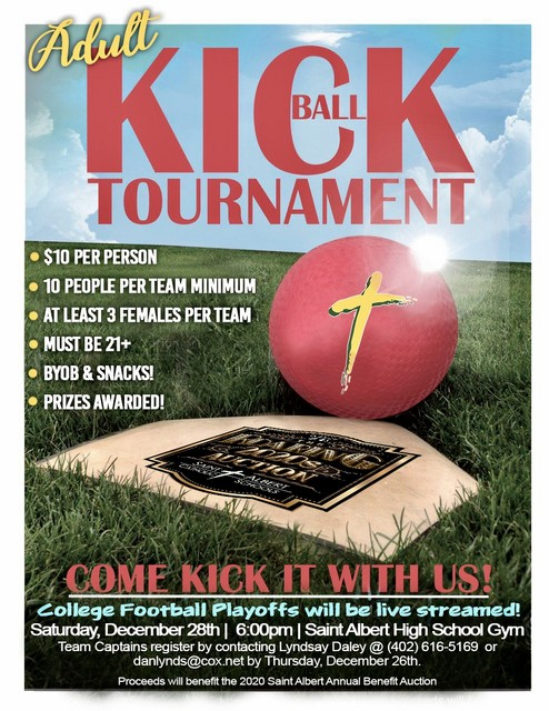 2019 SA Auction Kickball Tourney