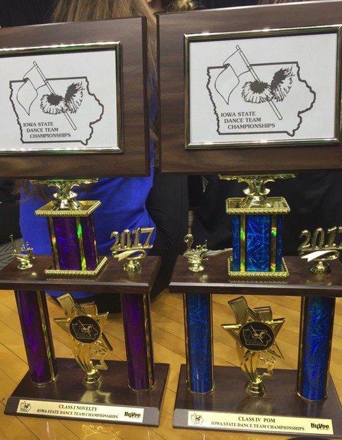 2016 SADT State Trophies