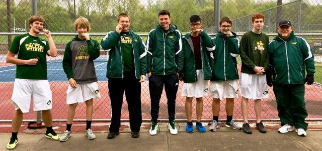 Falcon Tennis 2017 City Champions