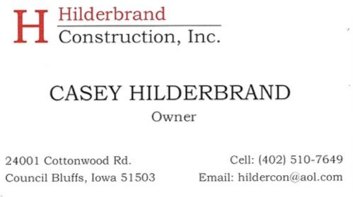 Hilderbrand Construction